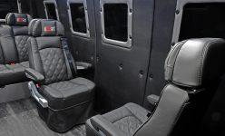 Armored Mercedes-Benz Sprinter